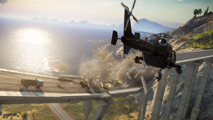 Download Torrent Just Cause 3 [XL Edition] for PC screenshot #6