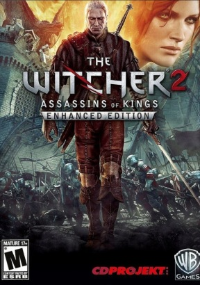 The Witcher 2: Assassins of Kings Enhanced Edition [RePack] Poster (cover)