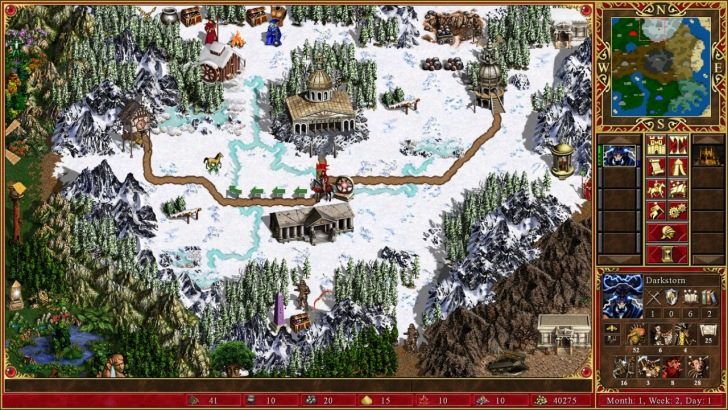 Download Torrent Heroes of Might and Magic 3 - HD Edition for PC screenshot #6