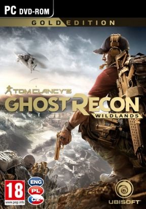 Tom Clancy's Ghost Recon: Wildlands – Deluxe Edition [RePack] Poster (cover)