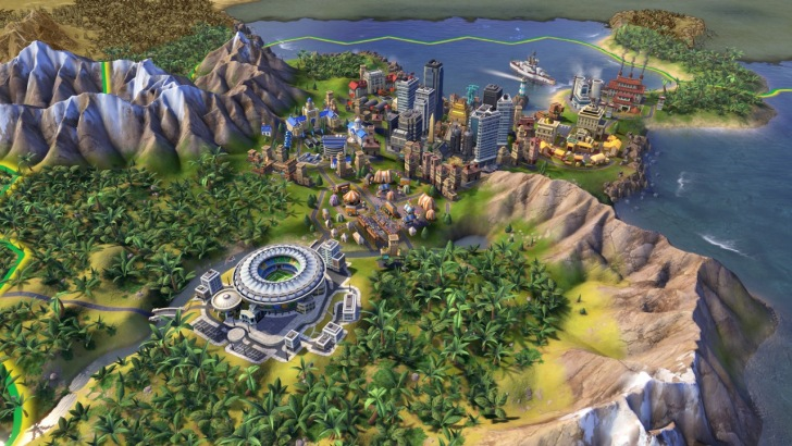 Download Torrent Sid Meier's Civilization VI [RePack] for PC screenshot #5