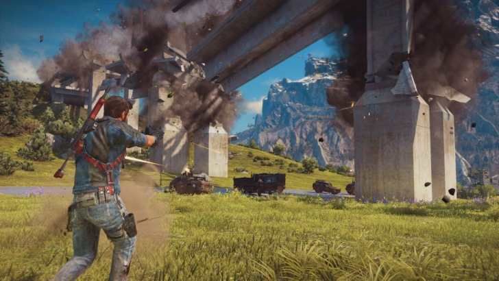 Download Torrent Just Cause 3 [XL Edition] for PC screenshot #2