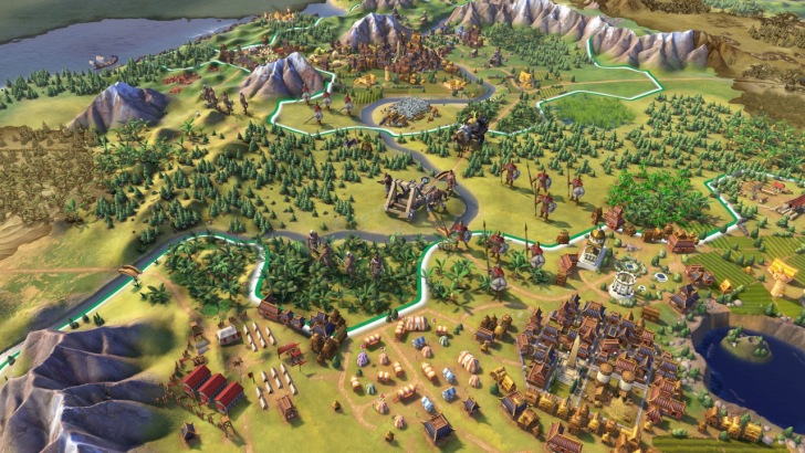 Download Torrent Sid Meier's Civilization VI [RePack] for PC screenshot #3