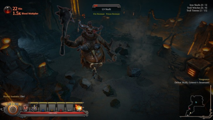 Download Torrent Vikings - Wolves of Midgard [RePack] for PC screenshot #10