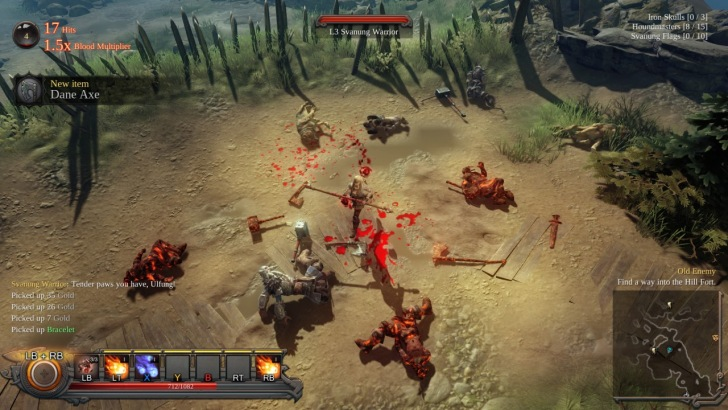 Download Torrent Vikings - Wolves of Midgard [RePack] for PC screenshot #9