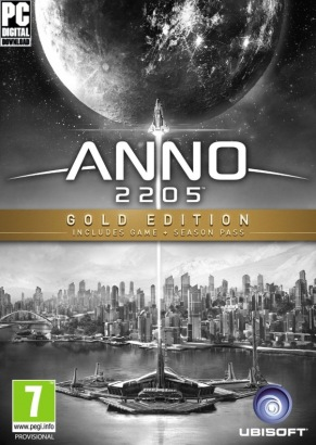 Anno 2205: Gold Edition [RePack] Poster (cover)