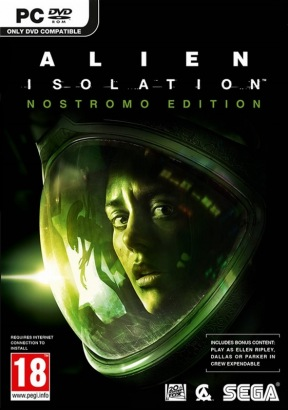 Alien: Isolation [RePack] Poster (cover)