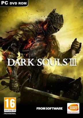 Dark Souls III + Ashes of Ariandel Poster (cover)