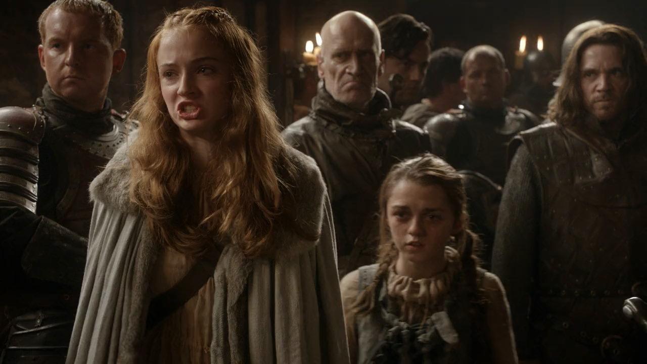 Game of Thrones season 1 (2011) HDTV download torrent