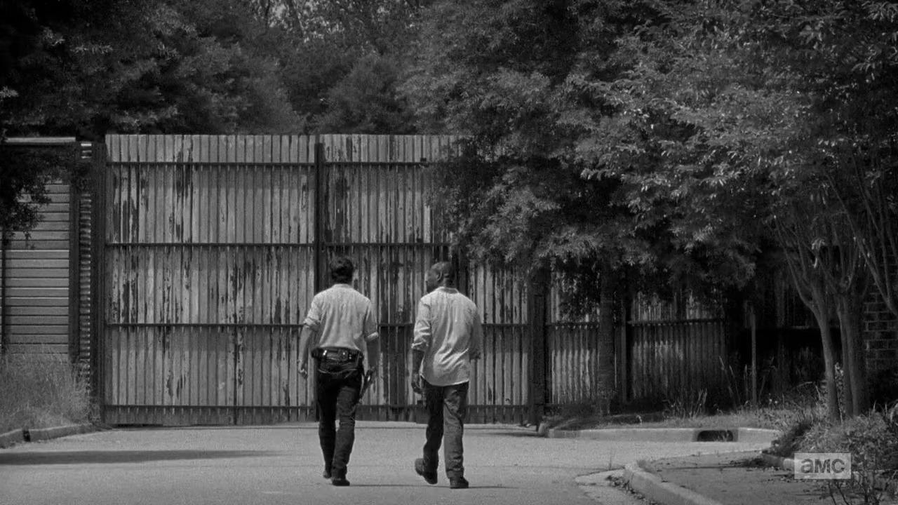 Fear the Walking Dead English subtitles