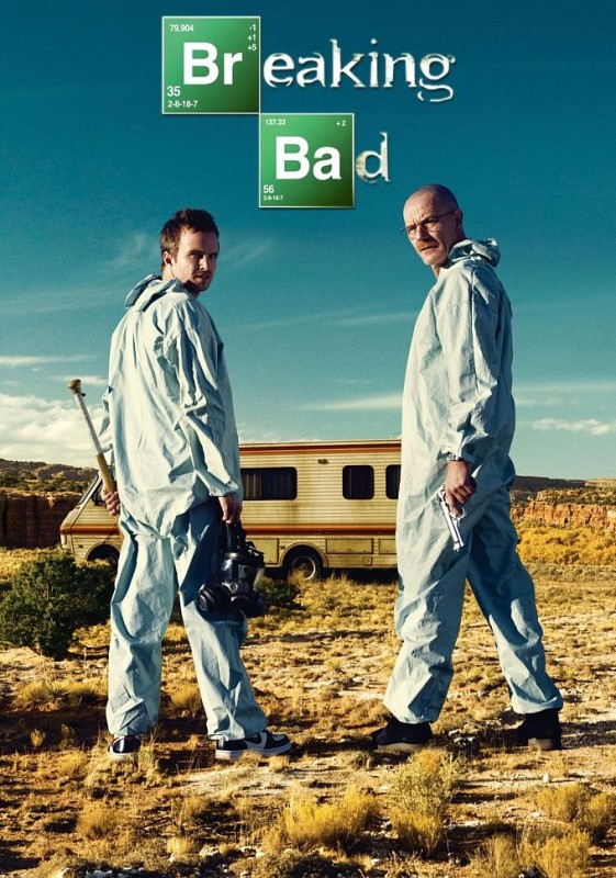 Breaking Bad season 2 [Blu-Ray] 720p cover (poster)