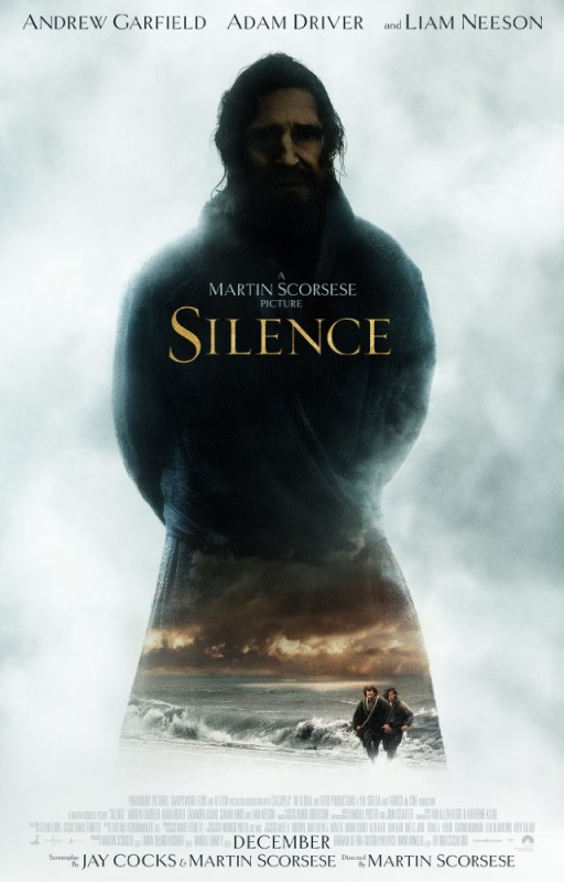 Silence cover (poster)