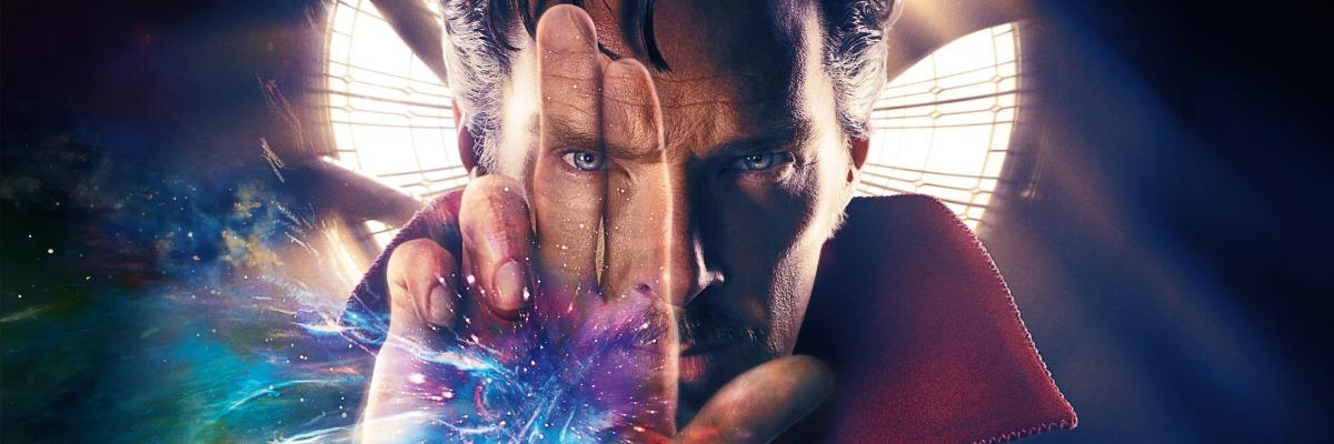 Doctor Strange [Blu-Ray] cover