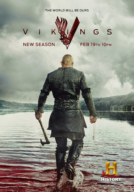 Vikings season 3 [Blu-Ray] 720p cover (poster)