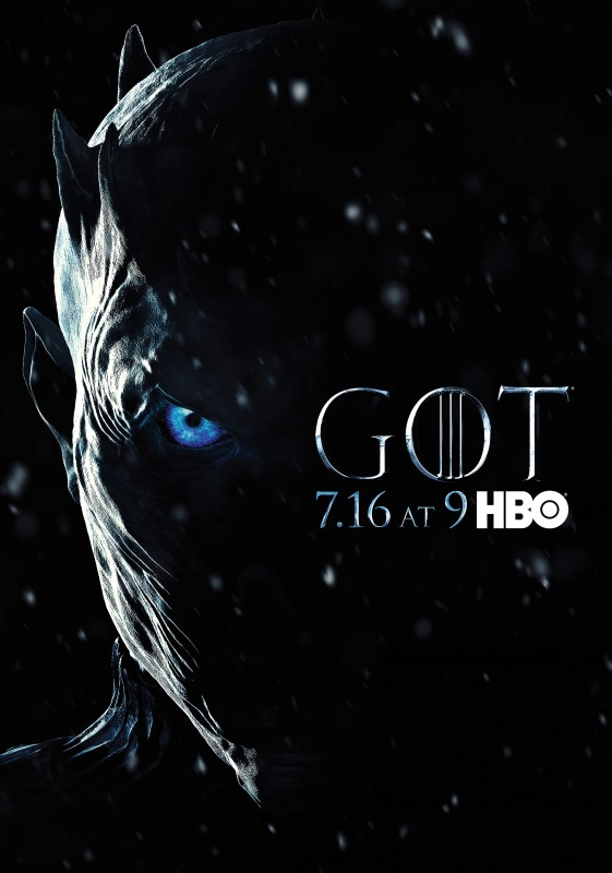 Game of Thrones season 7 cover (poster)