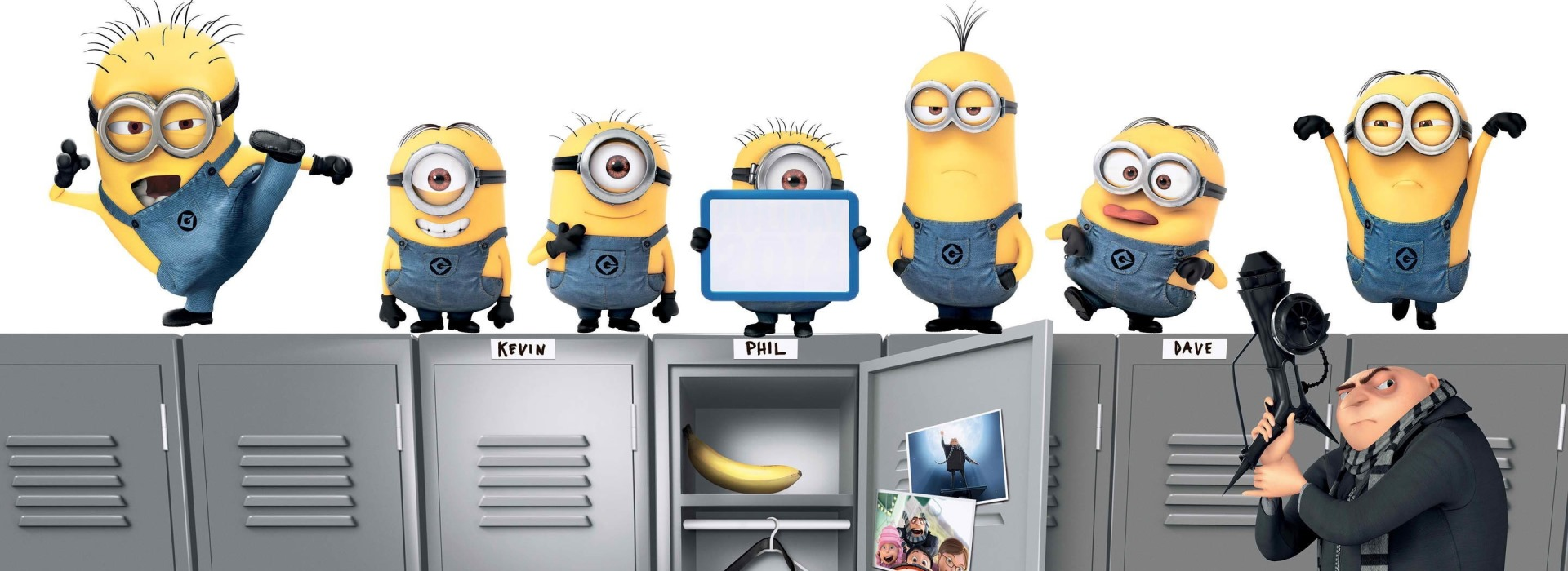 Despicable Me 3 [Blu-Ray] cover