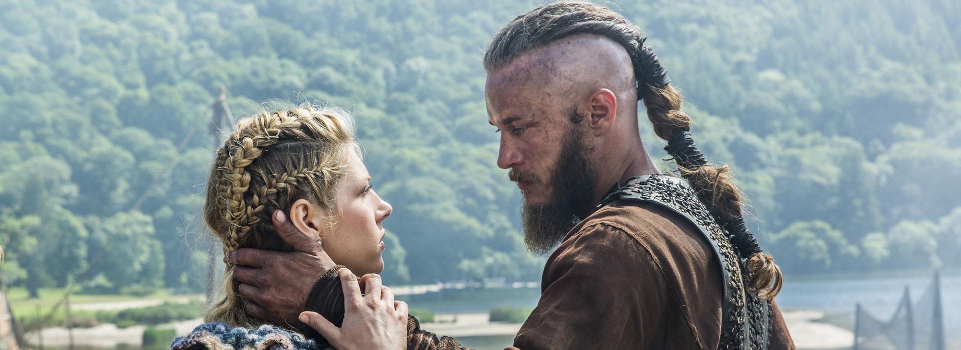 Vikings season 1 [Blu-Ray] 720p cover