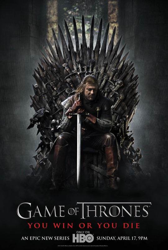 Game of Thrones season 1 Poster (cover)