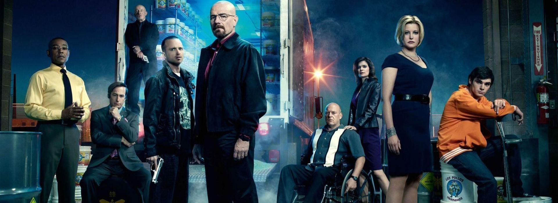 Breaking Bad Season 5 720p cover