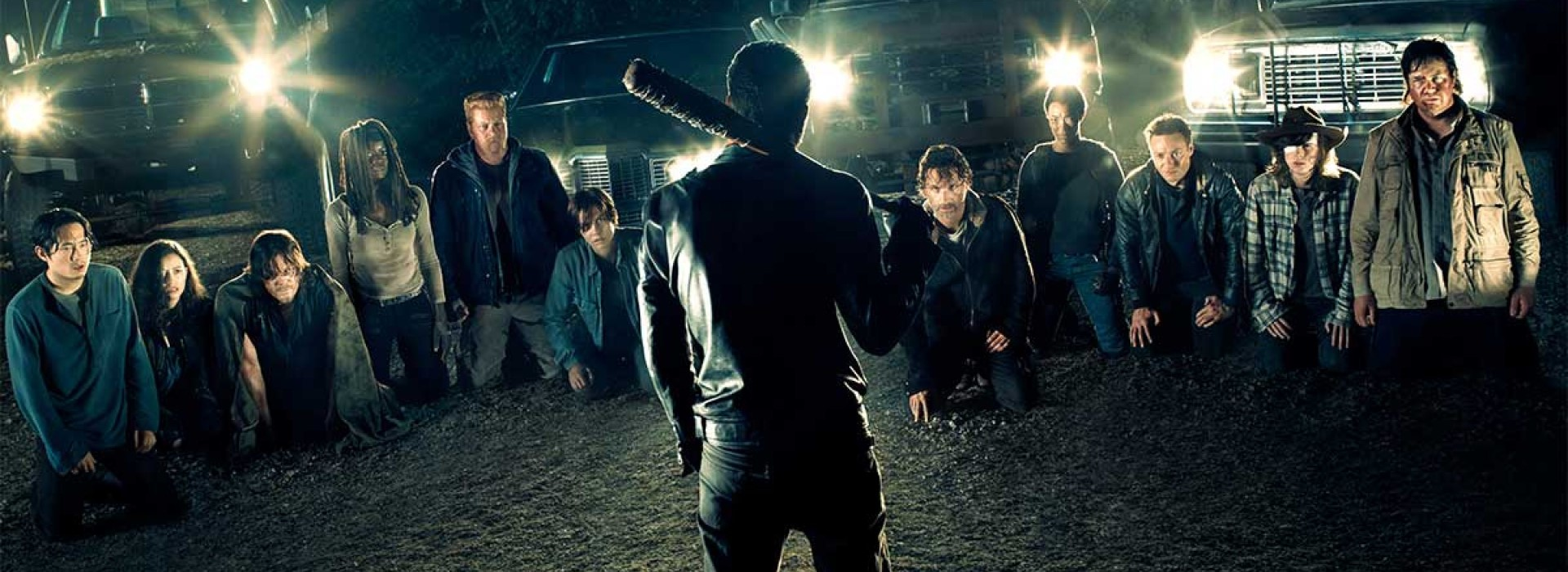 The Walking Dead Season 7 720p cover