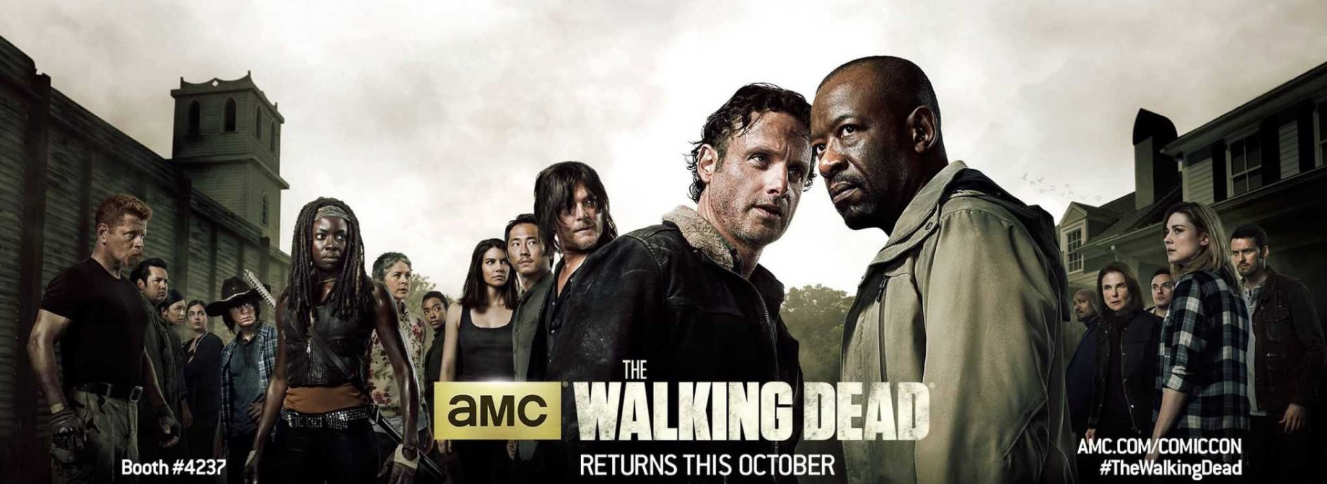 The Walking Dead Season 6 720p cover