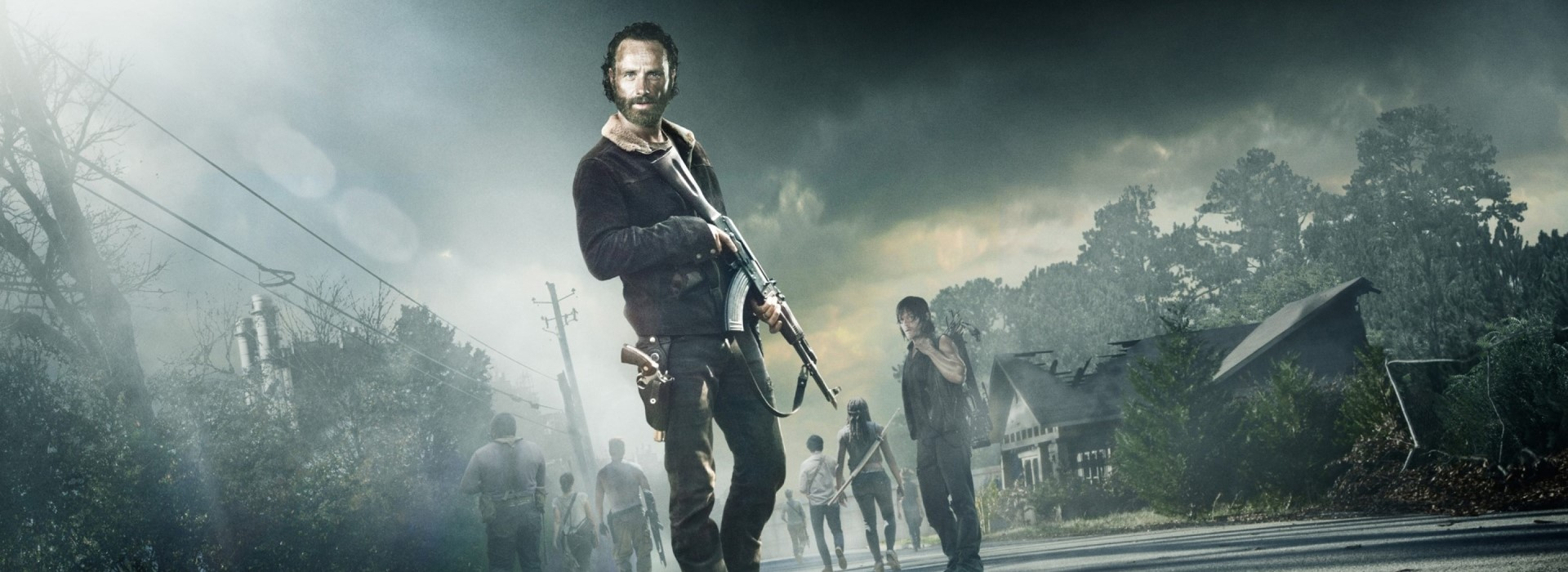 The Walking Dead Season 5 720p cover