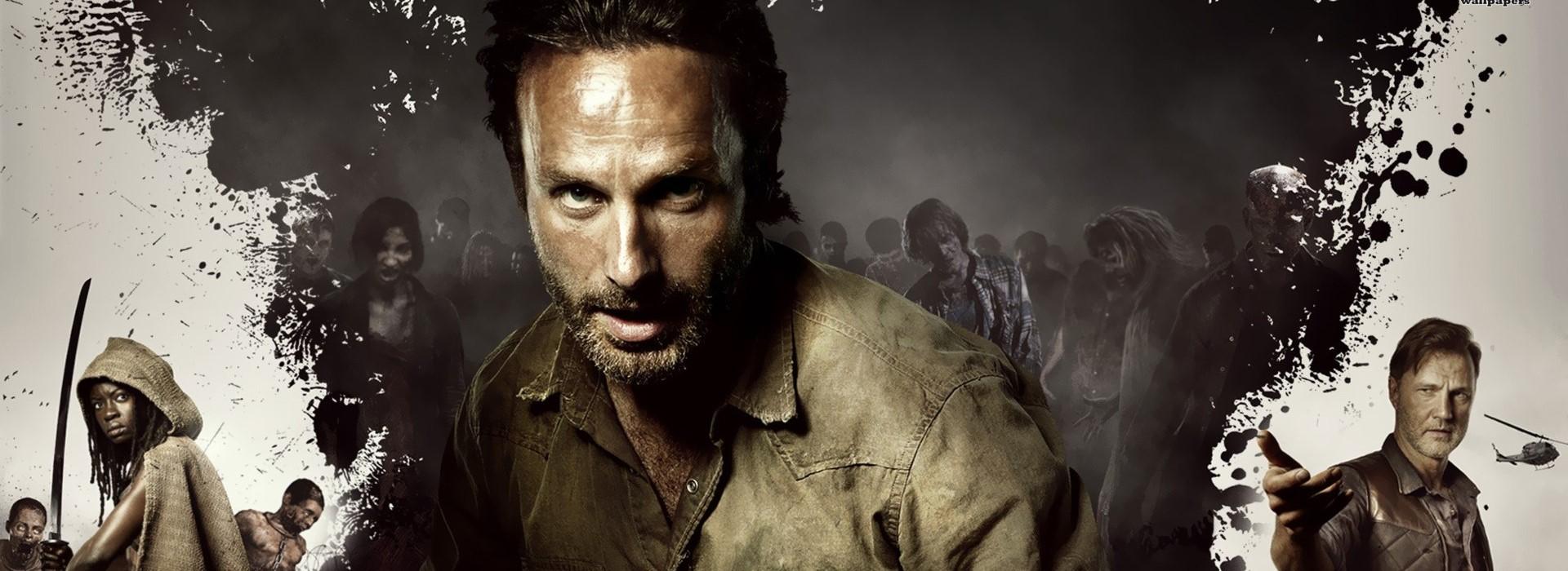The Walking Dead Season 4 1080p cover