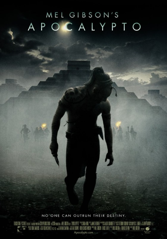 Apocalypto [Blu-Ray] cover (poster)