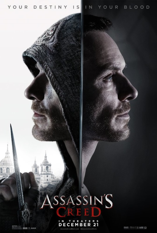Assassin's Creed cover (poster)