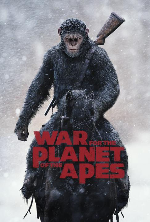 War for the Planet of the Apes 720p [HDRip] cover (poster)