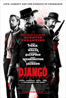 Django Unchained Poster (cover)