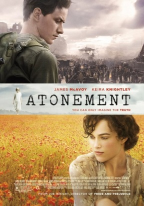 Cover Atonement [Blu-Ray]