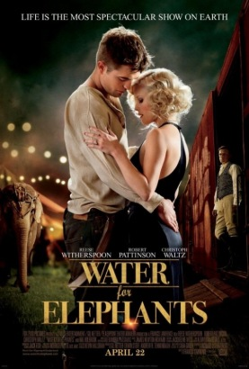 Cover Water for Elephants