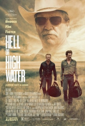 Hell or High Water cover (poster)