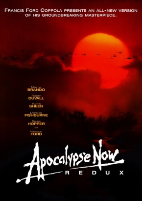 Apocalypse Now Redux [Blu-Ray] Poster (cover)