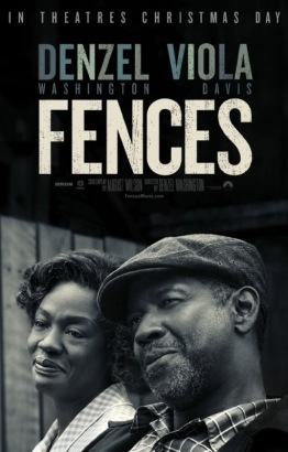 Fences Poster (cover)