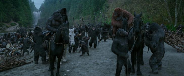 Download Torrent War for the Planet of the Apes 720p [HDRip] HDRip screen #1