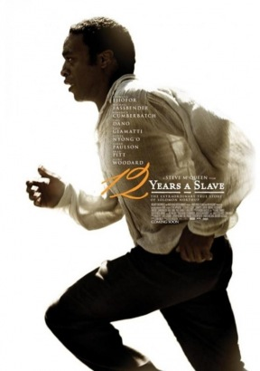 12 Years a Slave [Blu-Ray] 1080p Poster (cover)