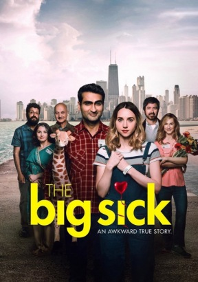 Cover The Big Sick [Blu-Ray]