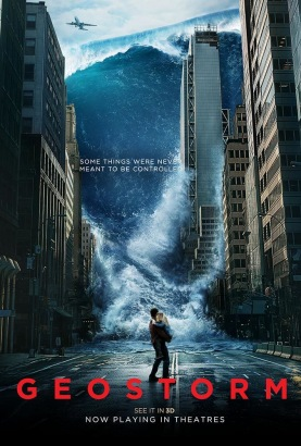 Cover Geostorm [Blu-Ray]
