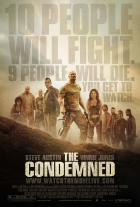 Cover The Condemned [Blu-Ray]