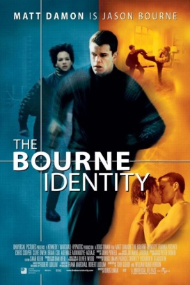 Cover The Bourne Identity