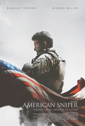 American Sniper Poster (cover)