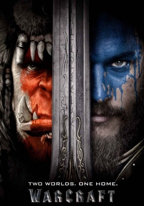 Warcraft Poster (cover)