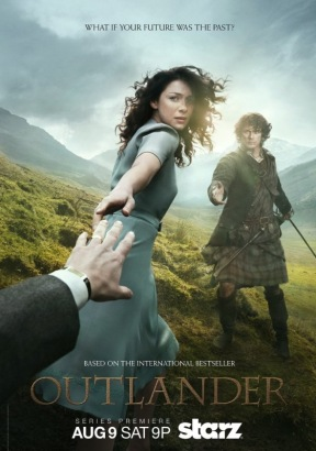 Cover Outlander season 1