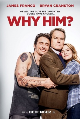 Cover Why Him? [Blu-Ray]