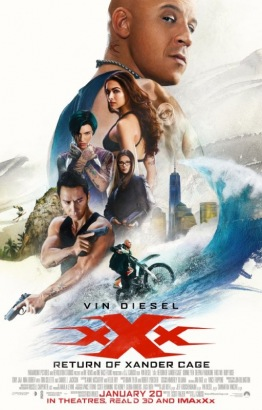 Cover xXx: Return of Xander Cage