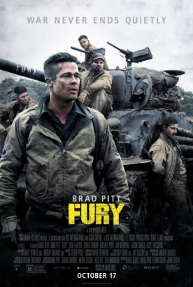 Fury Poster (cover)