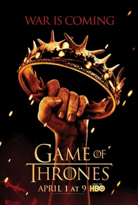 Game of Thrones season 2 Poster (cover)