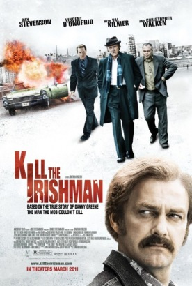 Kill the Irishman cover (poster)